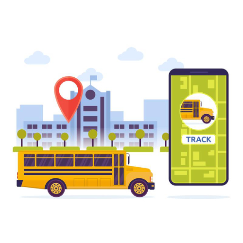 School Bus Tracking System In Assam